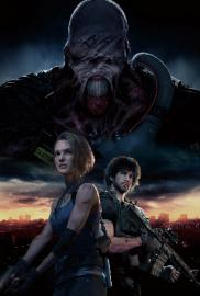Resident Evil 3 Remake carátula