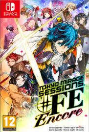 Tokyo Mirage Sessions #FE Encore carátula