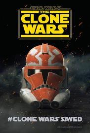 The Clone Wars portada