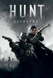 caratula hunt showdown