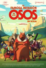 La famosa invasión de los osos en Sicilia portada