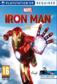 Marvel's Iron Man VR FICHA