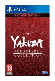 yakuza remastered caratula