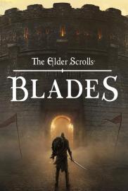 caratula elder scrolls blades