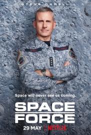 Cartel de Space Force
