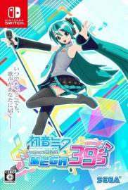 Hatsune Miku Switch ficha