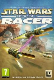 Star Wars Episodio I Racer carátula