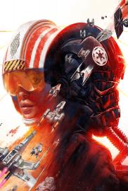 Star Wars Squadrons Portada