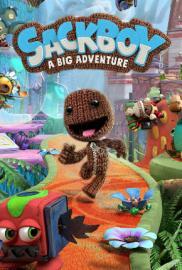 Sackboy A Big Adventure carátula