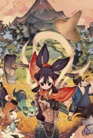 Sakuna Of Rice and Ruin carátula