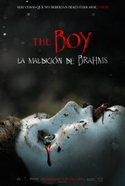 Cartel de The Boy: La maldición de Brahms