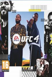 caratula UFC 4