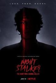 Acosador nocturno A la caza de un asesino en serie cartel