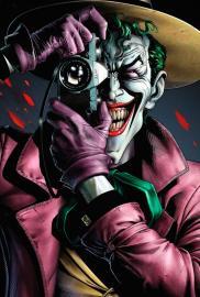 Batman: La broma asesina (2016) - Cartel