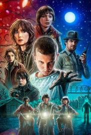 Stranger Things - Cartel