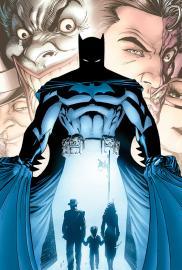 Batman: ¿Qué le sucedió al cruzado de la capa? (Cómic)