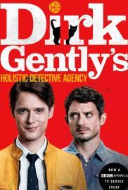 Dirky Gently: Agencia de Investigaciones Holísticas (Serie TV) - Cartel