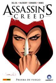Assassin's Creed: Prueba de fuego (Cómic) - Cartel