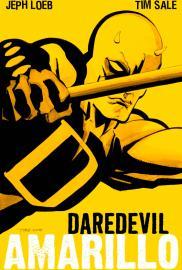 Daredevil: Amarillo (Cómic) - Cartel