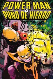 Power Man y Puño de Hierro (Cómic) - Cartel