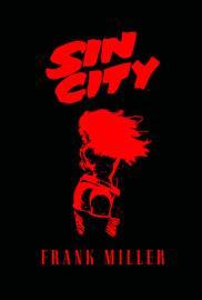 Sin City (Cómic) - Cartel
