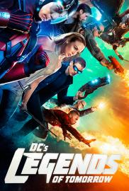 Legends of Tomorrow (Serie TV) - Cartel