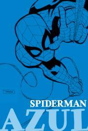 Spider-Man: Azul (Cómic) - Cartel
