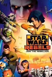 Star Wars Rebels (Serie TV) - Carátula