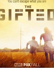 The Gifted Portada