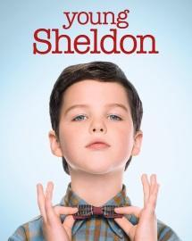 El joven Sheldon portada