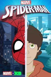Marvel's Spider-Man Serie Disney XD Portada