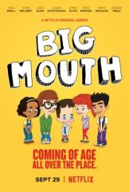Big Mouth Portada
