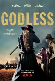 Godless, portada