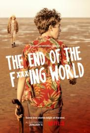 The end of the f***ing world portada