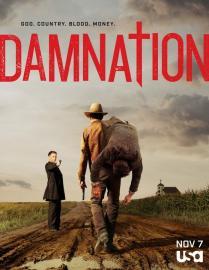 Damnation portada