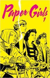 Paper Girls portada