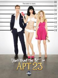 Don't trust in the B--- in Apt. 23 cover