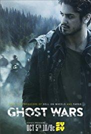 Ghost Wars Portada