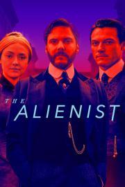 Alienist cover