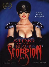 Black Scorpion Cover