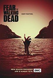 Fear the Walking Dead portada