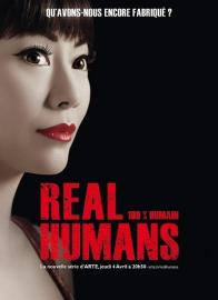 Real Humans Cover