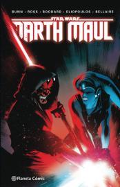 darth maul comic