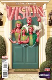 visión comic