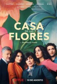 La casa de las flores portada