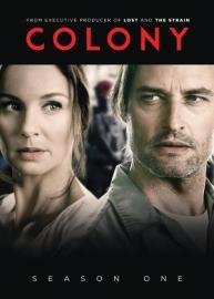 colony tv cover