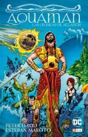 Aquaman: Crómicas de Atlantis (cómic)