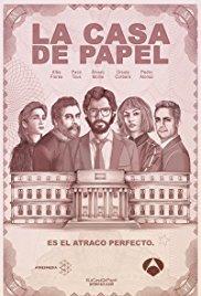 La casa de papel cover