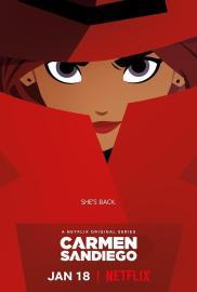 Carmen Sandiego cover