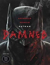Batman: Condenado - Portada